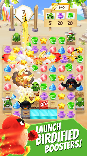Angry Birds Match screenshot 12