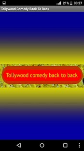 Tollywood Comedy Back To Back - náhled