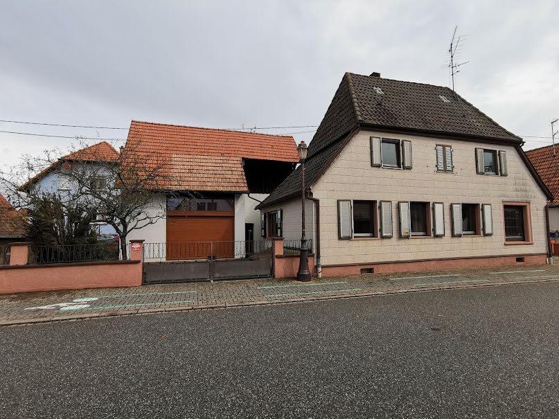 Vente maison 6 pièces 152.06 m² à Seltz (67470), 179 900 €