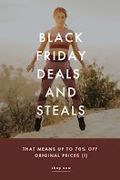 Black Friday Deals & Steals - Pinterest Pin item