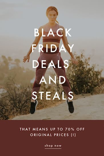 Black Friday Deals & Steals - Pinterest Pin Template