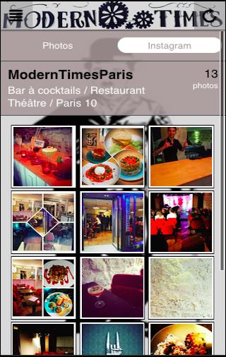 Modern Times Paris