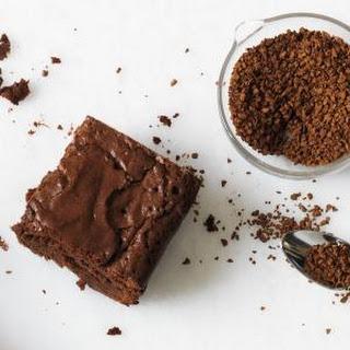 Coffee Bean Brownies