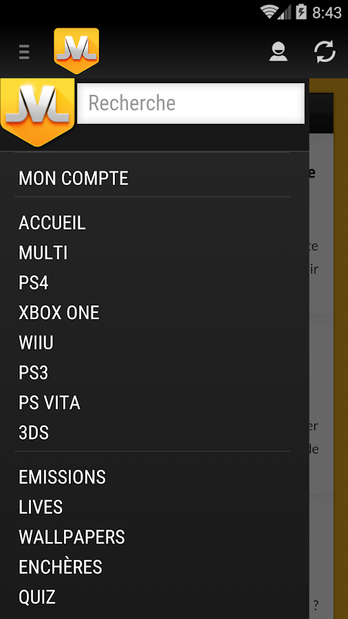 JeuxVideo-Live- screenshot
