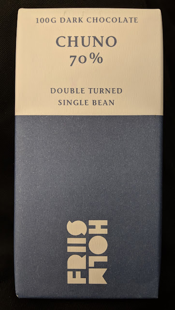 70% double turned chuno bar by friis holm