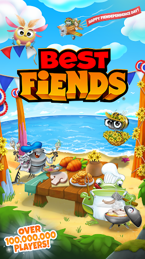 Best Fiends - Free Puzzle Game screenshot 8