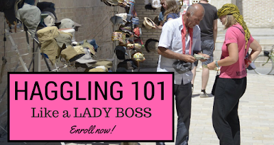 Haggling 101 Like a Lady Boss Online Course