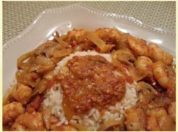 Mr. Pete's Kickin' Sautéed Shrimp Recipe