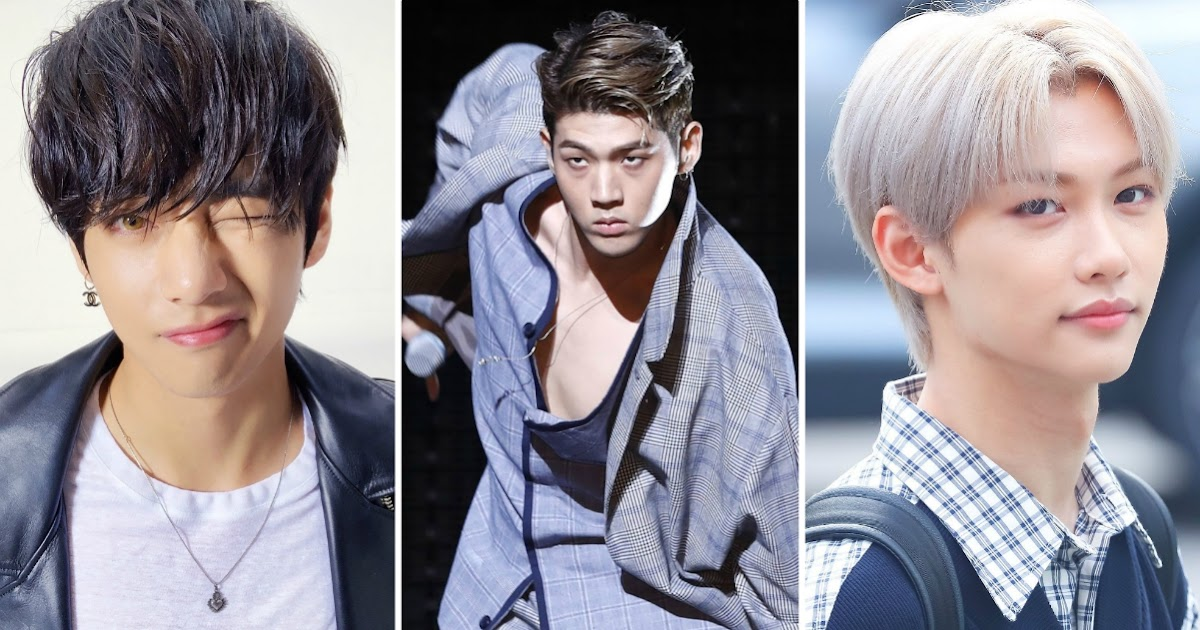 17 Male K Pop Idols With Ridiculously Deep Sexy Voices Koreaboo
