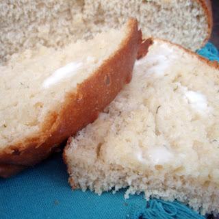 Homemade Dill Bread.
