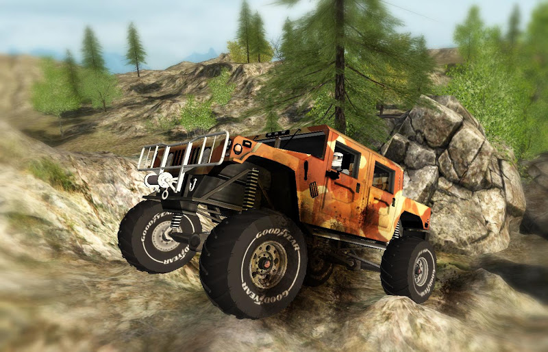 Скриншот 4x4 Extreme Trial Offroad
