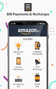 Amazon India Online Shopping Capture d'écran