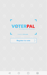 VoterPal- screenshot thumbnail