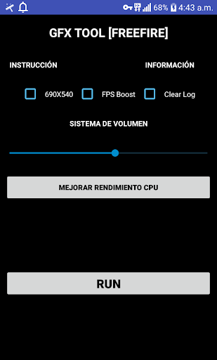 PC u7528 GFX Tool FreeFire 2