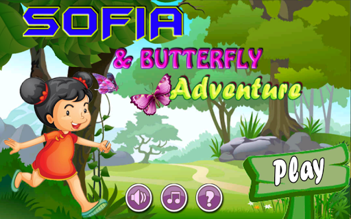 Sofia and Butterfly