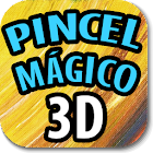 Pincel Mágico 3D icon