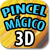3D Magic Brush