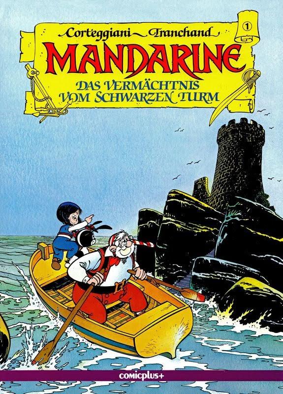 Mandarine (1989) - komplett