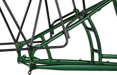 Salsa Blackborow Fat Bike Frame - Aluminum Green alternate image 2