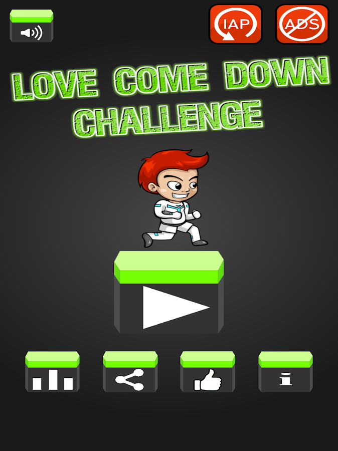 Love Come Down Challenge- screenshot