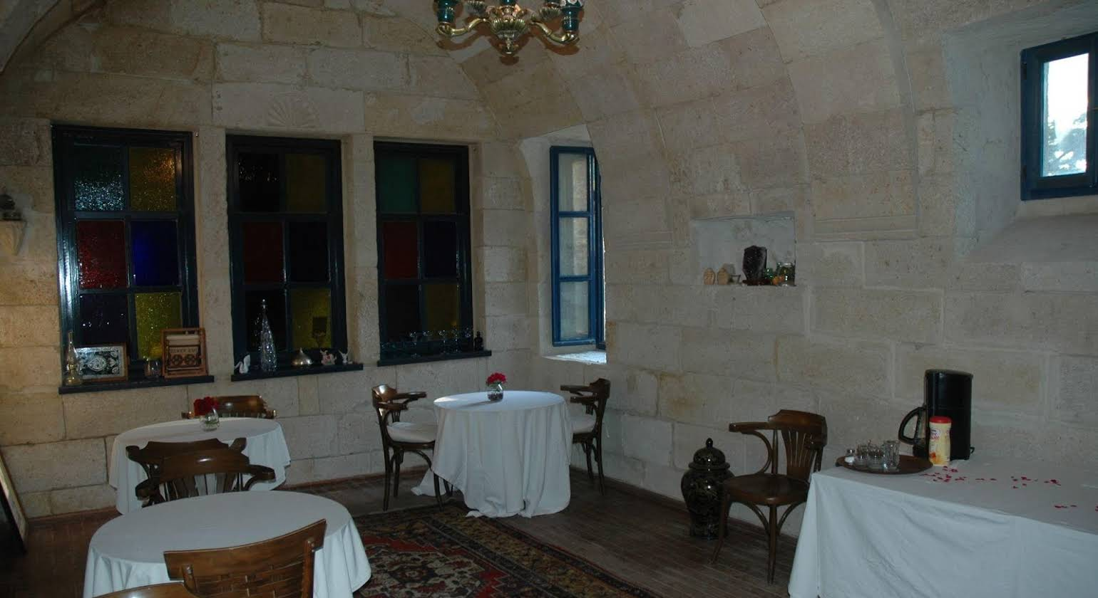 Elkep Evi Cave Hotel