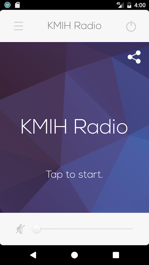 KMIH Radio- screenshot