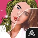 Cartoon Photo Editor: Make Cartoon Avatars by AIFX icon