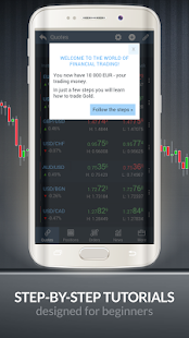 DTMobile - Forex, Shares, Gold- screenshot thumbnail