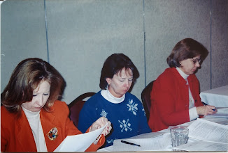Photo: Connie Whaley and Sue Stading