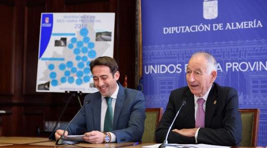 Ni un punto negro en las carreteras provinciales de Almería