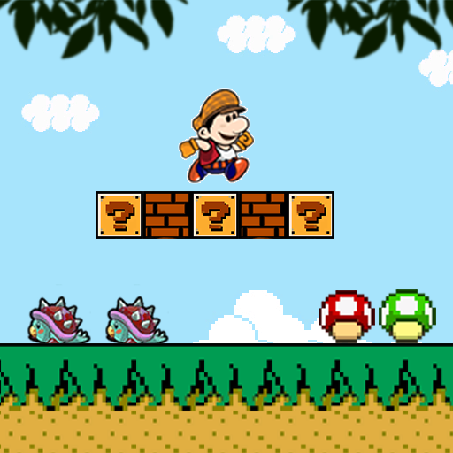 Super Adventure : Mushroom war