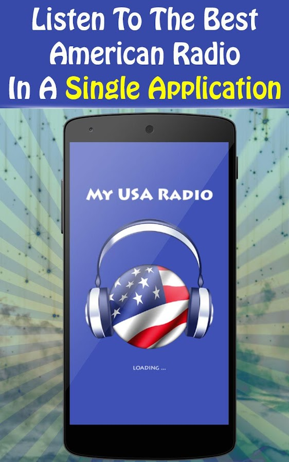 USA Radio Stations- screenshot