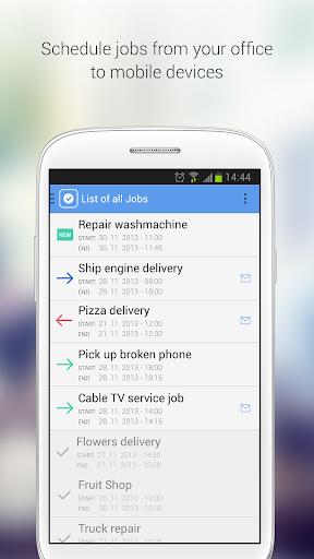 Sygic FleetWork & Job Dispatch screenshot 4
