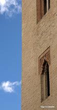 Photo: Detalle de la Torre de San Marcos