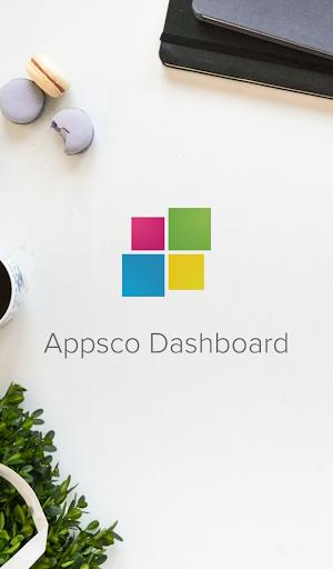 Appsco Dashboard