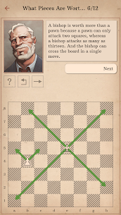 Learn Chess with Dr. Wolf MOD APK 1.8 [Subscription Unlocked] 2