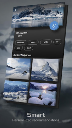 Backgrounds (HD Wallpapers) 2.6.0 screenshots 2