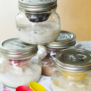 4-Ingredient Fruit Yogurt Snack Hack {four ways}.