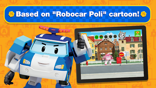 Robocar Poli: City Games 1.0 screenshots 7