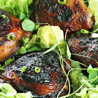 Asian Fusion Tamarind Toaster Oven Chicken Recipe