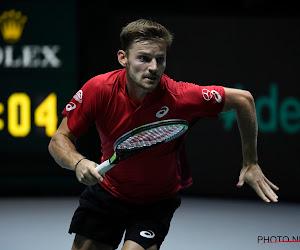 Uitschakeling in groepsfase Davis Cup mag niet helemaal verbazen
