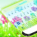 Color Flowers Keyboard icon