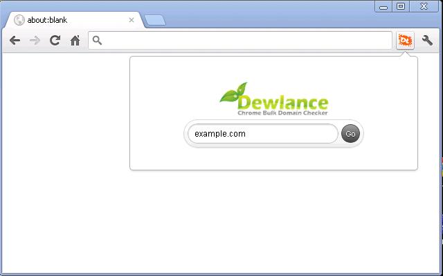 Dewlance Domain Checker