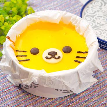 小猫半熟芝士蛋糕