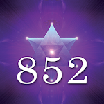 852 Hz Solfeggio Meditation - Awaken Intuition Icon