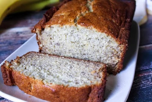 Mary's Blue Ribbon Banana Bread