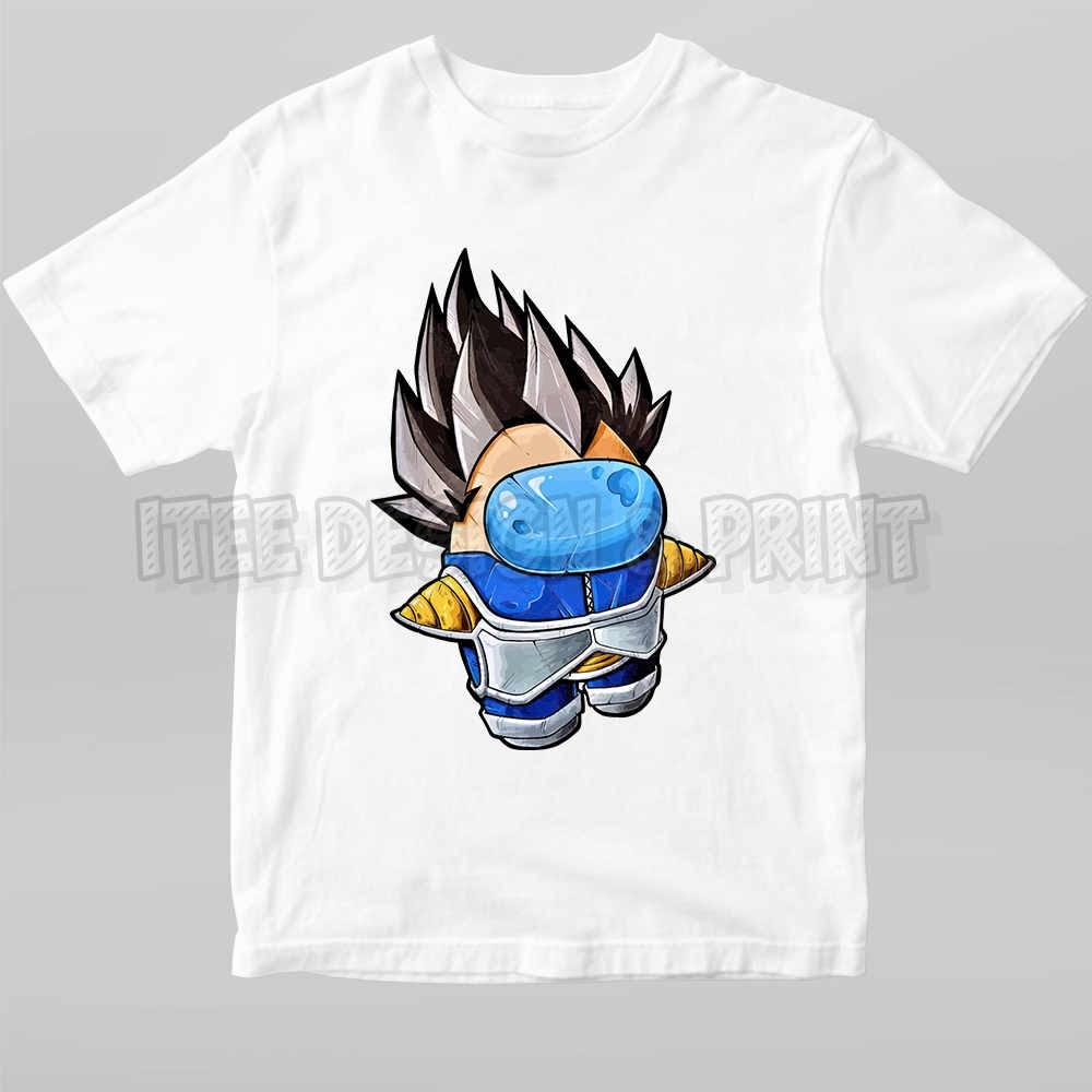 Vegeta Dragon Ball Impostor Among Us 6
