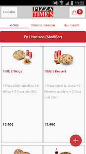 Pizza Times Margny for PC-Windows 7,8,10 and Mac apk screenshot 3