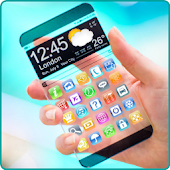 Transparent Screen Launcher