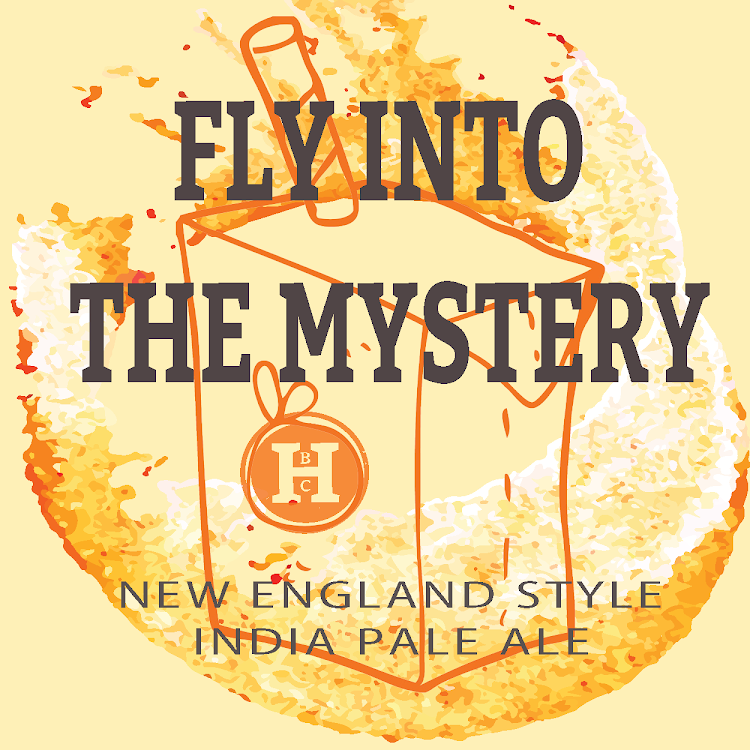 Logo of Hermitage Fly Into the Mystery